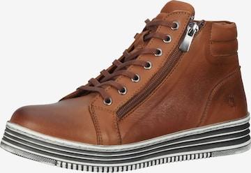 COSMOS COMFORT Sneaker in Braun