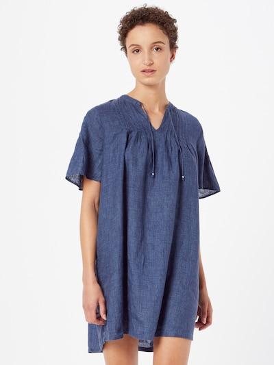 s.Oliver Kleid in blaumeliert, Modelansicht