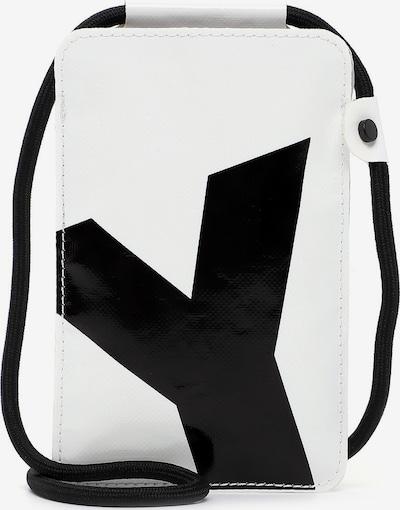 Suri Frey Smartphonehülle in schwarz / weiß, Produktansicht
