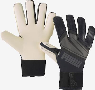 PUMA Handschuh in schwarz / weiß, Produktansicht