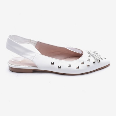Marc Cain Flats & Loafers in 37 in White, Item view
