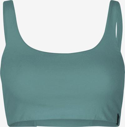 Jaya Sport-BH 'Carmen' in grün, Produktansicht