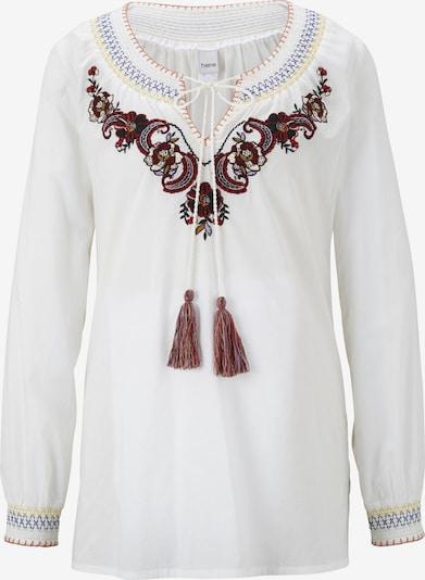 heine Tunika | mešane barve / bela barva, Prikaz izdelka
