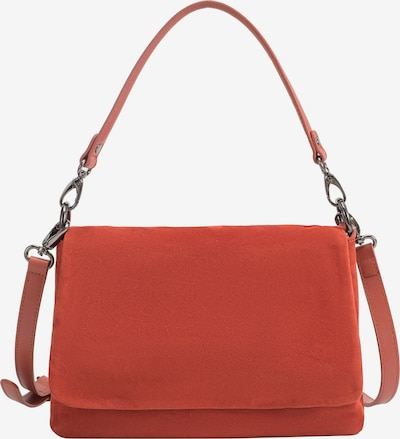 Ekonika Handtas in de kleur Rood, Productweergave