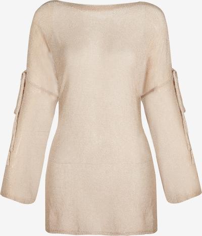 faina Pullover in beige, Produktansicht