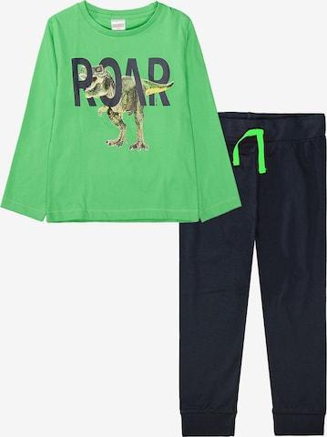 Pyjama STACCATO en vert
