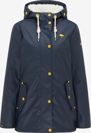 Giacca di mezza stagione Schmuddelwedda di colore blu cobalto / giallo, Visualizzazione prodotti