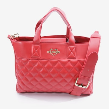 Love Moschino Bag in L in Red