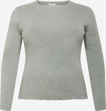 Z-One Pullover 'Roly' in Grün