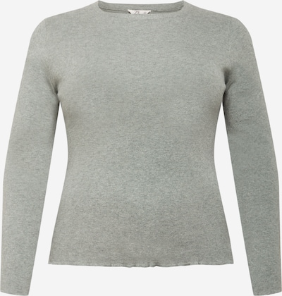 Z-One Sweater 'Roly' in green mottled, Item view