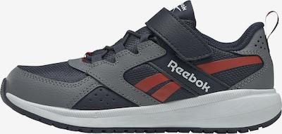 REEBOK Sneaker in grau / rot / schwarz, Produktansicht