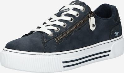 MUSTANG Sneakers in Navy / White, Item view