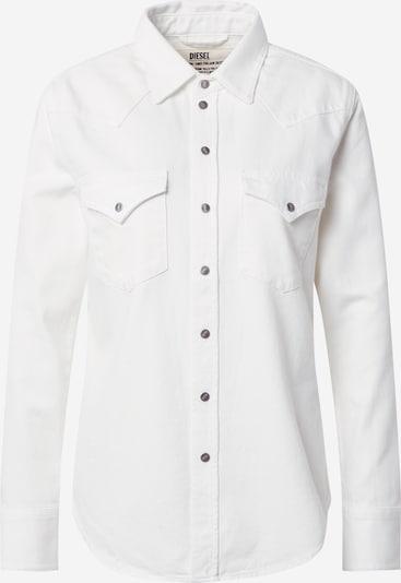 DIESEL Bluse 'RINGY' in weiß, Produktansicht