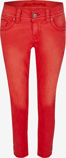 Blue Monkey Jeans 'Charlotte' in rot, Produktansicht
