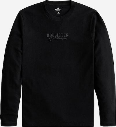 fekete HOLLISTER Tréning póló, Termék nézet