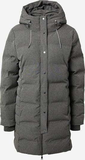 STREET ONE Manteau d'hiver en gris chiné, Vue avec produit