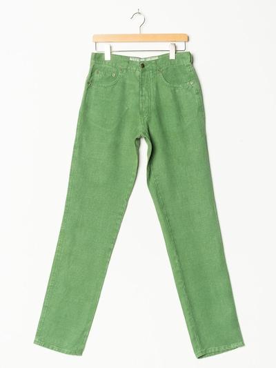 Cannabis Jeans Hose in 29/33 in grasgrün, Produktansicht