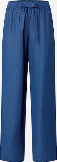 120% Lino Pantalon 'T0W2145' en bleu, Vue avec produit