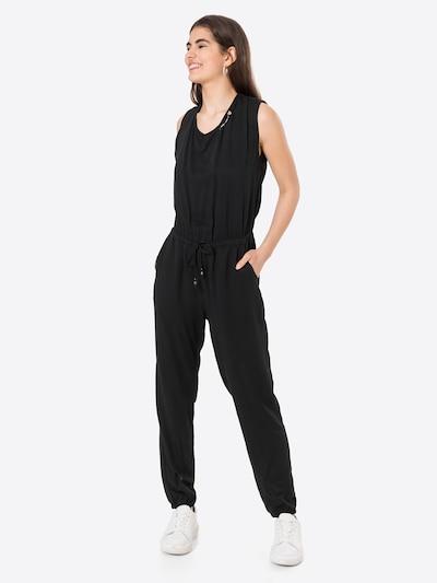 Ragwear Combinaison 'NOVEEL' en noir, Vue avec modèle