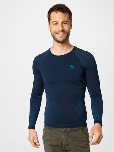 ODLO Sportunterhemd in navy: Frontalansicht