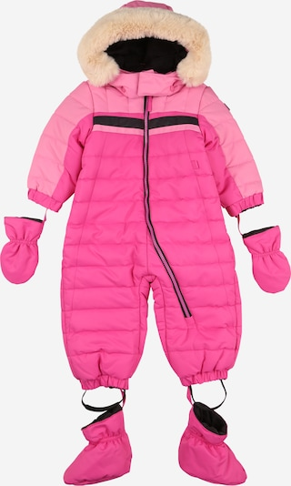 CMP Schneeanzug in rosa, Produktansicht