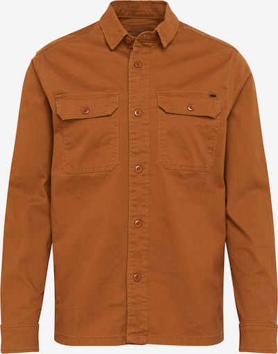 Only & Sons Hemd in cognac, Produktansicht