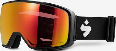 Sweet Protection Skibrille 'Interstellar RIG Reflect' in schwarz / weiß, Produktansicht