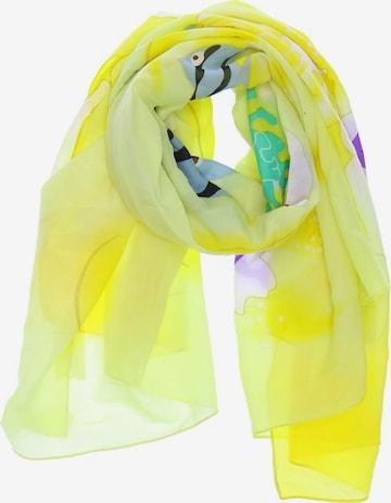 UNBEKANNT Scarf & Wrap in One size in Yellow