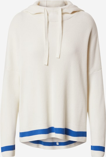 Marc O'Polo DENIM Sweater in blue / white, Item view