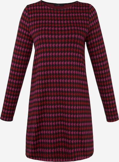 Emilia Lay Jerseykleid in rot, Produktansicht
