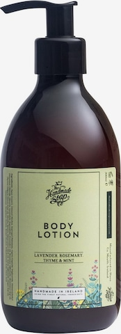 The Handmade Soap Body Lotion in