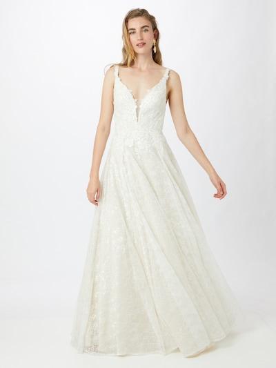 MAGIC BRIDE Společenské šaty - přírodní bílá, Model/ka