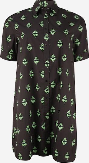 JNBY Kleid in kiwi / dunkelgrün, Produktansicht