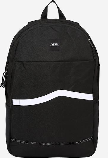 VANS Batoh 'Construct' - černá / bílá, Produkt