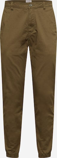 Only & Sons Chino trousers 'CAM' in olive: Frontal view