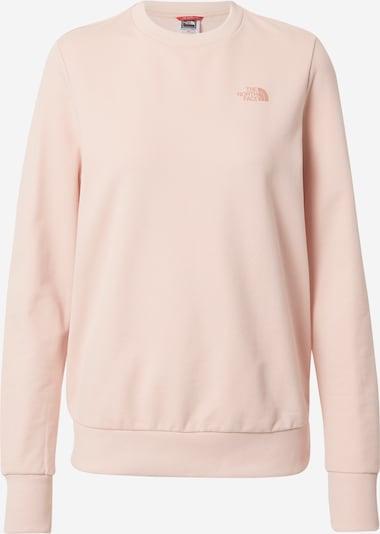 THE NORTH FACE Sweatshirt in de kleur Pastelroze, Productweergave