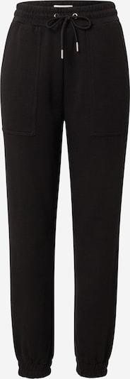 Pantaloni 'NUALETI' NÜMPH pe negru, Vizualizare produs