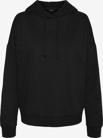 juoda Vero Moda Curve Megztinis be užsegimo 'Octavia'