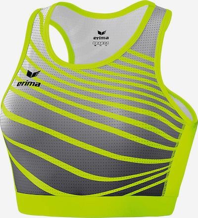 ERIMA Sporttop in neongelb / schwarz, Produktansicht