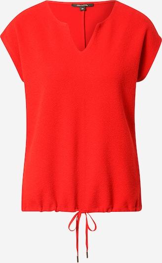 Tricou COMMA pe roșu deschis, Vizualizare produs