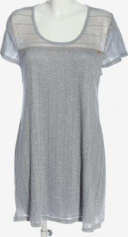 Tahari Kurzarmkleid in S in Grau