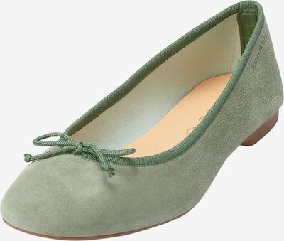 Marc O'Polo Ballerina in grün, Produktansicht