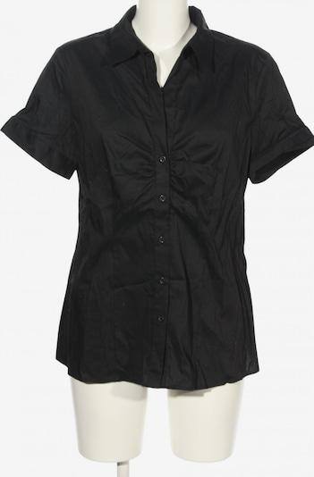 S.OLIVER PREMIUM Hemd-Bluse in XL in schwarz, Produktansicht