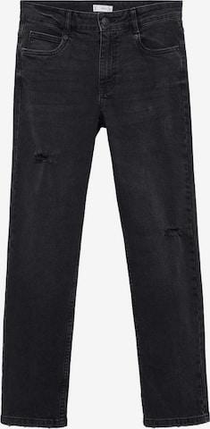 MANGO TEEN Jeans 'slimrtb' i svart