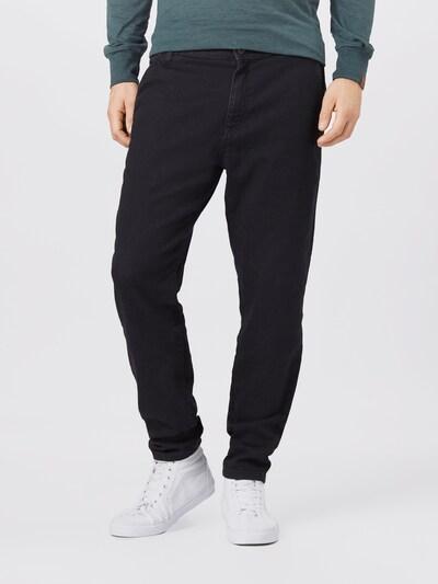 Urban Classics Панталон Chino в черно, Преглед на модела