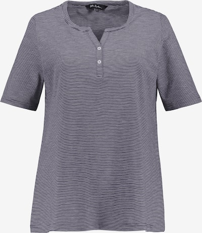 Ulla Popken Тениска в морскосиньо / бяло, Преглед на продукта