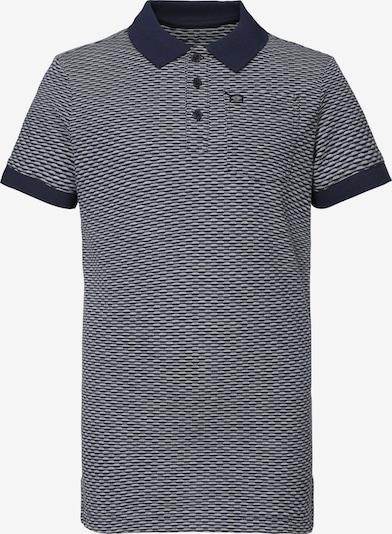 Petrol Industries Poloshirt in blau / grau, Produktansicht