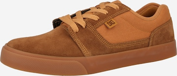DC Shoes Athletic Shoes 'TONIK' in Brown