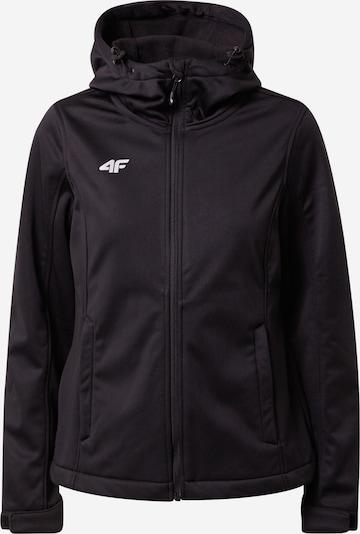 4F Sportovní bunda - šedá / černá, Produkt