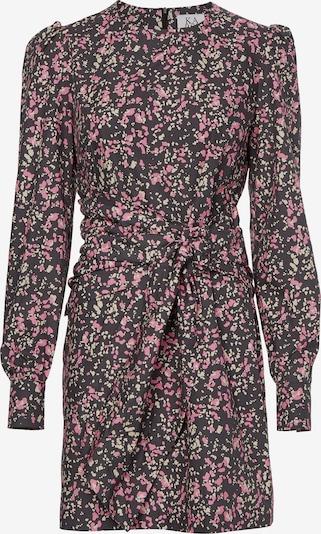 ZOE KARSSEN Kleid in creme / pink / schwarz, Produktansicht